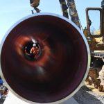 «Фортуна» отчалила: «Северный поток — 2» лишился трубоукладчика