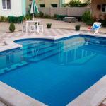 Преимущества бетонных бассейнов