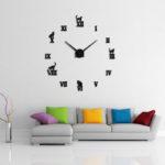 Как выбрать идеальные настенные часы для каждого пространства?