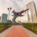 Привлекательность Мурино растет: здесь появился новый памятник и бульвар с ландшафтным дизайном