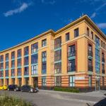 Новый взгляд на Петербург: видовая квартира в малоэтажном жилом комплексе