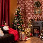 Как можно декорировать жилье к Новому году