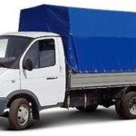 Специфики транспортировки грузов на машине Газель