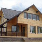 Преимущества домов из деревянных конструкций