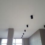 Бесшовные натяжные потолки: почему стоит обратить внимание?