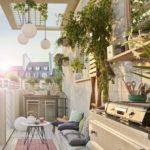 Как обустроить балкон в квартире?